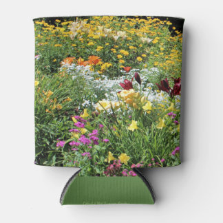 Colorful Mid-Summer Gardens! Can Cooler