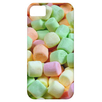 Colorful miniature marshmallow print iPhone 5 case