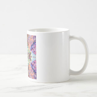 Colorful Mirror Image Abstract Coffee Mug