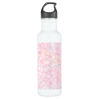 Colorful Modern Strings - Pearl Pastel 710 Ml Water Bottle