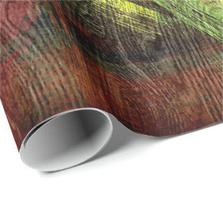 Colorful Modern Wood Grain Background #2