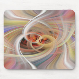 Colorful mouse pad
