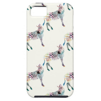 Colorful Mr Zebra Case For The iPhone 5