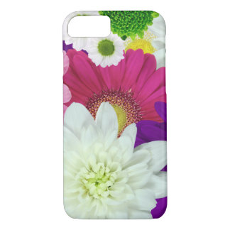 Colorful Multicolored Flowers Art iPhone 8/7 Case