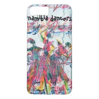 Colorful Namibia Dancers iPhone 7 case