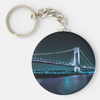 Colorful Narrows keychain