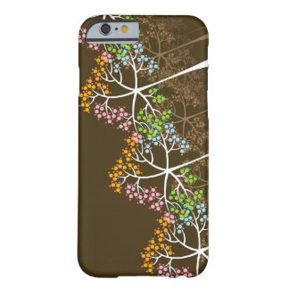 Colorful Nature Four Seasons Trees Phone Casing Barely There iPhone 6 Case