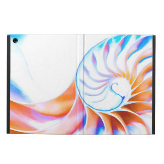 Colorful Nautilus Cover For iPad Air