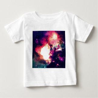 Colorful Nebula Baby T-Shirt