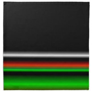 Colorful Neon Background Images Napkin