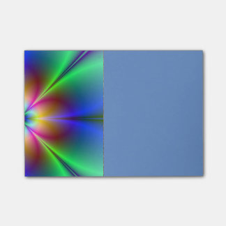 Colorful Neon Daisy Post-it® Notes