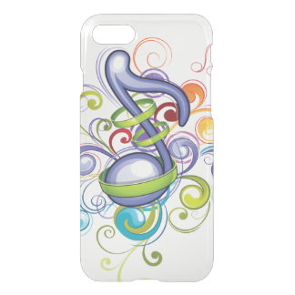 Colorful Note iPhone 8/7 Case