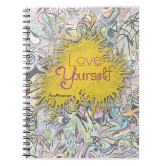 Colorful Notebook Journal