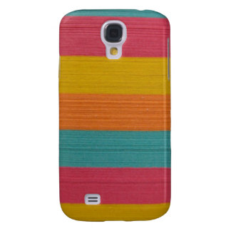 colorful notes office supplies post it texture samsung galaxy s4 case