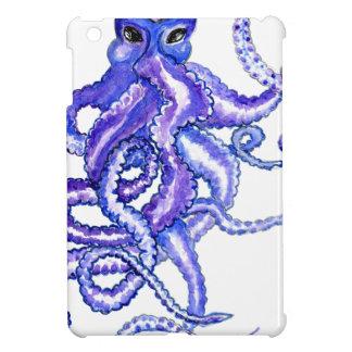 Colorful Octopus Art iPad Mini Cover