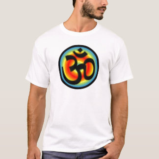 Colorful_Om T-Shirt