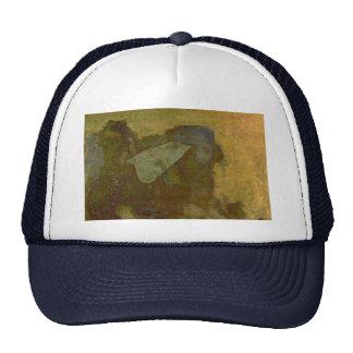 Colorful Oxidized Dutch Leaf: III Hat