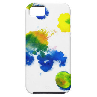 Colorful Paint Drips 6 iPhone 5 Cases