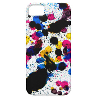 Colorful Paint Drips 7 iPhone 5 Cases
