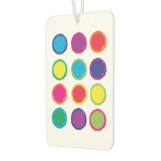 Colorful Painted Circles