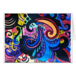 COLORFUL PAISLEY CARDS