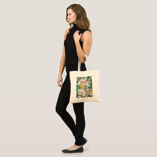 Colorful Palms Tote