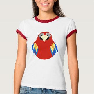 Colorful Parrot Shirt