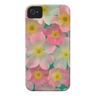 Colorful Pastel Flower Blackberry Bold Case