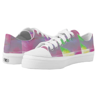 Colorful Pastel Low Tops