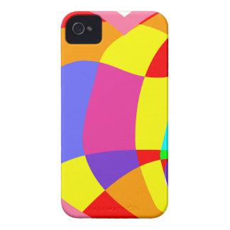 Colorful Pattern Blackberry Bold Case