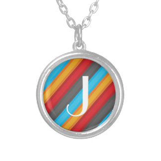 Colorful Pattern Custom Jewelry