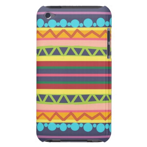 Colorful Pattern iPod Touch Case