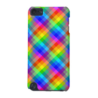 Colorful pattern Rainbow Colors iPod Touch (5th Generation) Cover