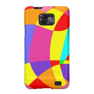 Colorful Pattern Samsung Galaxy Case Samsung Galaxy S2 Case