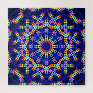 Colorful Peace Jigsaw Puzzle
