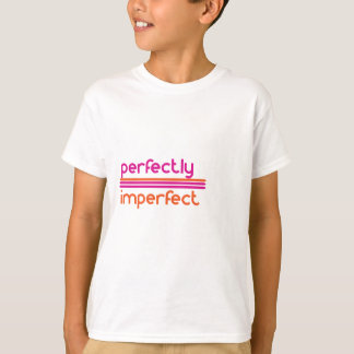 Colorful Perfectly Imperfect T-Shirt
