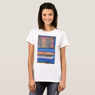 Colorful Piano T-Shirt