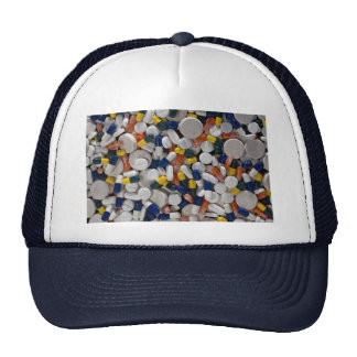 Colorful Pills Trucker Hat