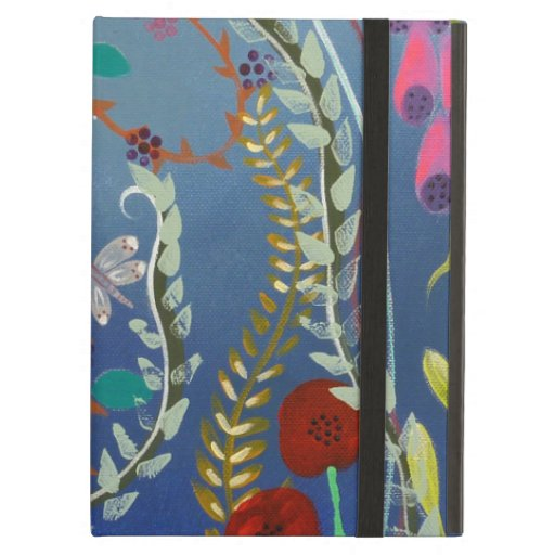 Colorful Plants. iPad Covers