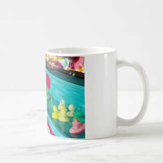 Colorful Plastic Fair Ducks Game Coffee Mug