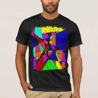 Colorful Power Art T-Shirt