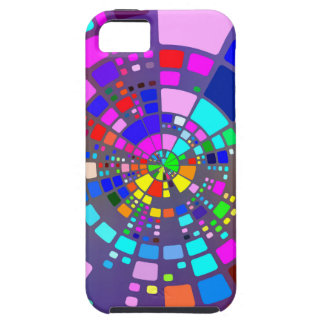 Colorful psychedelic #2 iPhone 5 cases