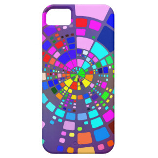 Colorful psychedelic #2 iPhone 5 cover