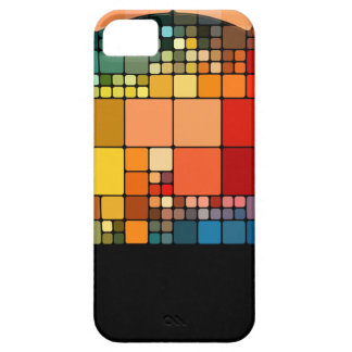 Colorful psychedelic iPhone 5 cases