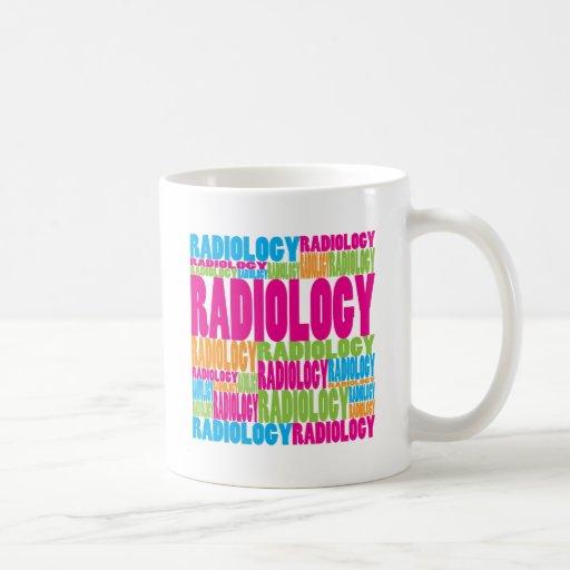 Colorful Radiology Mugs
