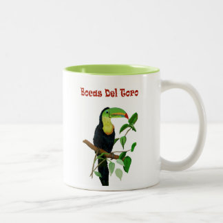 Colorful Rain Forest Toucan Coffee Mug Awesome