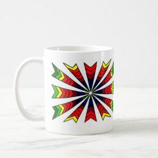Colorful Rainbow Coffee Mug
