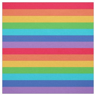 Colorful Rainbow Color Flag Gay Pride Fabric