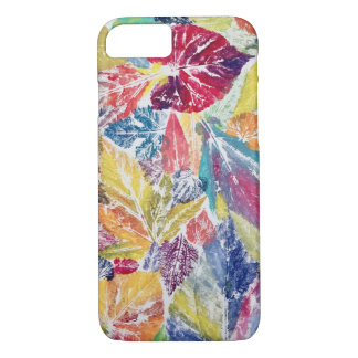 Colorful Rainbow Leaves - Nature's Phone Case