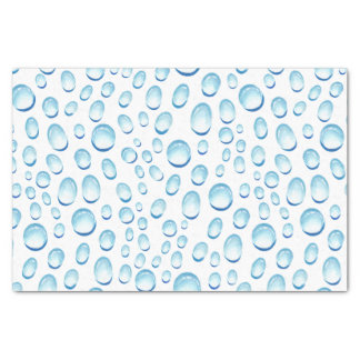 Colorful Rainy Day Tissue Paper